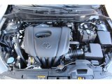 Toyota Yaris Engines