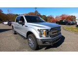 2019 Ingot Silver Ford F150 XLT SuperCrew 4x4 #135806181