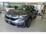 2019 Modern Steel Metallic Honda CR-V LX AWD #135814238