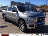 2020 Billet Silver Metallic Ram 1500 Big Horn Crew Cab 4x4 #135814196