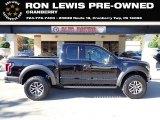 2018 Shadow Black Ford F150 SVT Raptor SuperCab 4x4 #135814064