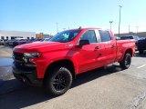 2020 Red Hot Chevrolet Silverado 1500 LT Trail Boss Crew Cab 4x4 #135814091