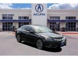 2017 Crystal Black Pearl Acura ILX Premium A-Spec #135830315