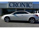 2009 Pontiac G6 GT Convertible