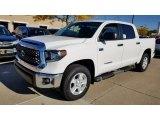 2020 Super White Toyota Tundra SR5 CrewMax 4x4 #135853091