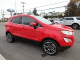 2019 Ford EcoSport Titanium 4WD Data, Info and Specs