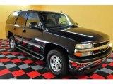 2005 Dark Blue Metallic Chevrolet Tahoe LS 4x4 #13529042