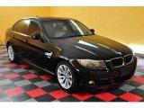 2009 Black Sapphire Metallic BMW 3 Series 328xi Sedan #13529093