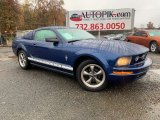 2006 Satin Silver Metallic Ford Mustang V6 Premium Coupe #135852986