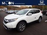 2019 Platinum White Pearl Honda CR-V EX-L #135853021