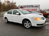 2007 Summit White Chevrolet Cobalt LT Sedan #135852983