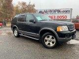 2003 Medium Wedgewood Blue Metallic Ford Explorer XLT 4x4 #135852980