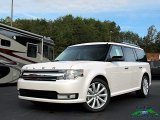 2019 White Platinum Ford Flex SEL AWD #135852908