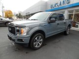 2019 Abyss Gray Ford F150 XL SuperCrew 4x4 #135852947