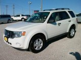 2009 White Suede Ford Escape XLT #1347758