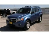 2009 Sport Blue Metallic Ford Escape XLT #1347756