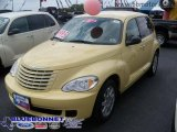 2007 Pastel Yellow Chrysler PT Cruiser Touring #13531283