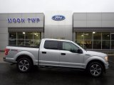 2019 Ingot Silver Ford F150 STX SuperCrew #135866589