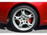 2008 Porsche 911 Carrera S Coupe Wheel