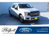 2019 Ingot Silver Ford F150 XLT SuperCrew #135880263