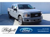 2019 Abyss Gray Ford F150 STX SuperCrew #135880262