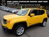 2018 Solar Yellow Jeep Renegade Latitude 4x4 #135880300