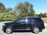 2016 Shadow Black Ford Explorer Limited #135880102