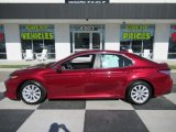 2019 Ruby Flare Pearl Toyota Camry LE #135880294