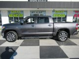 2019 Magnetic Gray Metallic Toyota Tundra Limited CrewMax 4x4 #135880291