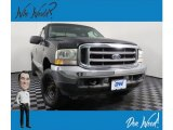 2003 Black Ford F250 Super Duty XL SuperCab 4x4 #135880123