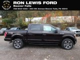 2019 Magma Red Ford F150 STX SuperCrew 4x4 #135880206