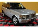 2004 Zambezi Silver Metallic Land Rover Range Rover HSE #13529043