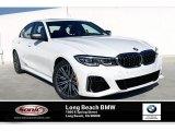 2020 Alpine White BMW 3 Series M340i Sedan #135898546
