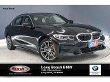 2019 Black Sapphire Metallic BMW 3 Series 330i Sedan #135898538