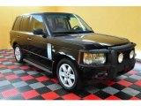 2004 Java Black Land Rover Range Rover HSE #13529046