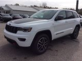 2020 Jeep Grand Cherokee Bright White