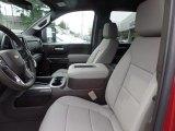Chevrolet Silverado 2500HD Interiors