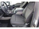 2020 Ford F150 STX SuperCrew Black Interior
