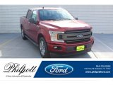 2019 Ruby Red Ford F150 XL SuperCrew #135924782