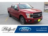 2019 Ruby Red Ford F150 XLT SuperCrew #135924780