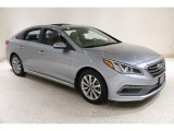 2017 Shale Gray Metallic Hyundai Sonata Limited #135924910