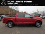 2019 Ruby Red Ford F150 XLT SuperCrew 4x4 #135924727