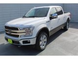 2020 Ford F150 King Ranch SuperCrew 4x4 Front 3/4 View