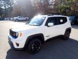 2020 Alpine White Jeep Renegade Latitude 4x4 #135943323