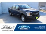 2019 Blue Jeans Ford F150 XL SuperCrew #135943377