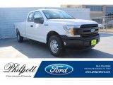 2019 Oxford White Ford F150 XL SuperCab #135943376