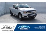 2019 Ingot Silver Ford F150 XLT SuperCrew 4x4 #135943374