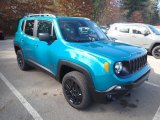 Bikini Metallic Jeep Renegade in 2020