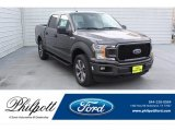 2019 Magnetic Ford F150 STX SuperCrew 4x4 #135943372