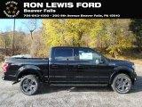 2020 Agate Black Ford F150 XLT SuperCrew 4x4 #135976296